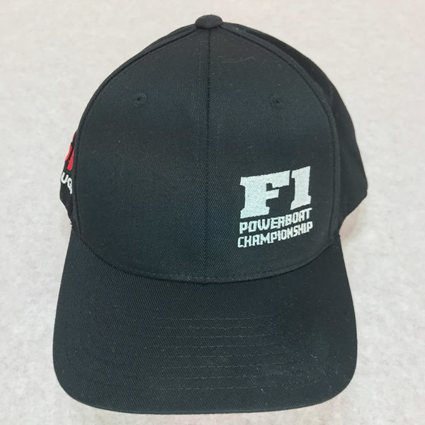 Seebold-Racing-NGK F1 Powerboat Championship-Black-Hat