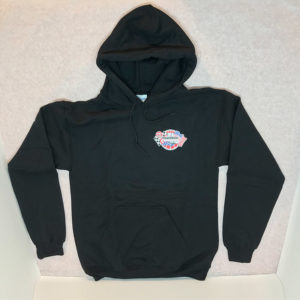 Seebold-Racing-NGK F1 Powerboat Championship--Black-Hoodie-Front