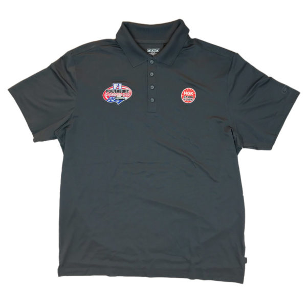 Seebold-Racing-NGK F1 Powerboat Championship-Gray-Collar-Shirt