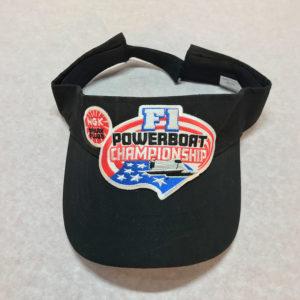 Seebold-Racing-NGK F1 Powerboat Championship-Visor
